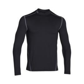 Under Armour ColdGear® Evo Fitted Men's Long Sleeve Mock Top