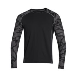 Under Armour Combine Training Stealth Men's Long Sleeve Top