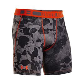 Under Armour Sonic Printed Men's Compression Shorts