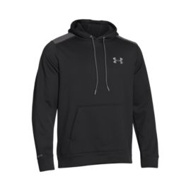 Under Armour Fleece Storm Marauder Men's Pullover Hoodie  - Charcoal
