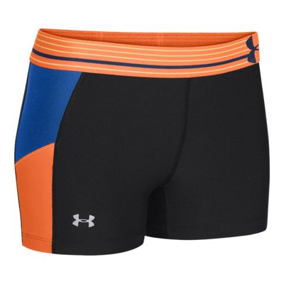Under Armour HeatGear® Alpha Print Women's Shorts