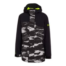 Under Armour Boys' ColdGear® Infrared Hacker Insulated Jacket