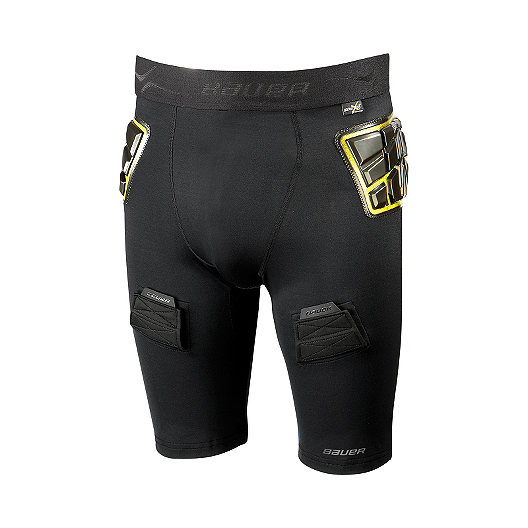 51320780162 Bauer Elite Padded Jock Short - Senior