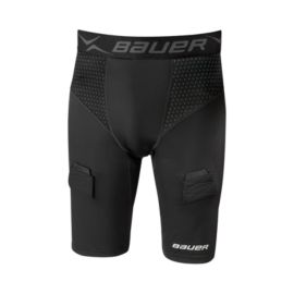 Bauer Premium Compression Youth Jock Shorts