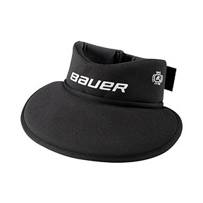 Bauer NLP8 Core Neck guard Bib - Senior