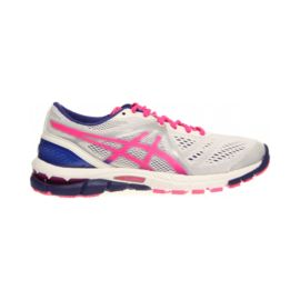 ASICS Women's Gel Excel 33 3 Running Shoes - White/Pink/Purple
