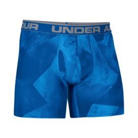 "Under Armour Original Printed Men's 6"" BoxerJock Boxer Briefs"