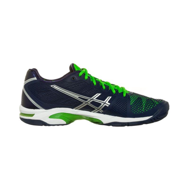 asics gel solution speed 2 s tennis shoes black