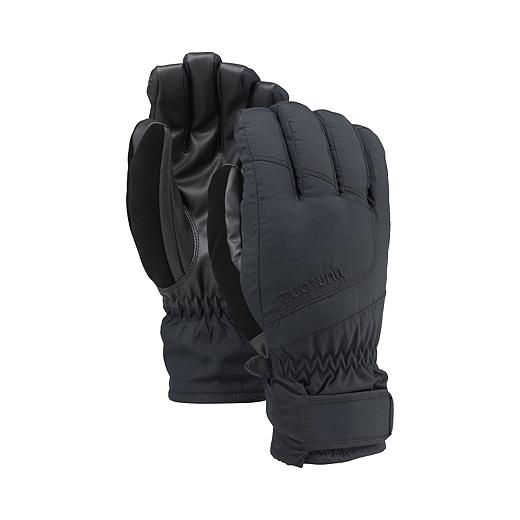 7c20e53cb Burton Profile Touch Men's Under Gloves - TRUE BLACK