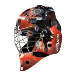 Bauer NME 3 Darth Vader Goal Mask Star Wars - Junior