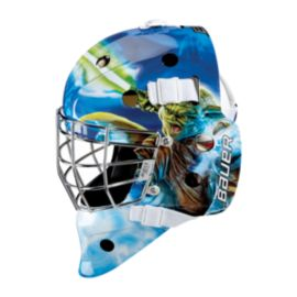Bauer NME 3 Yoda Goal Mask Star Wars - Junior