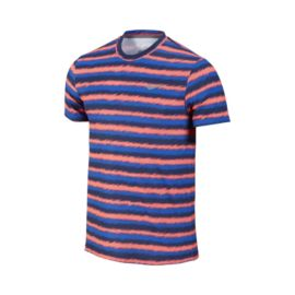 Nike Rally Sphere Stripe Men's Crew Top