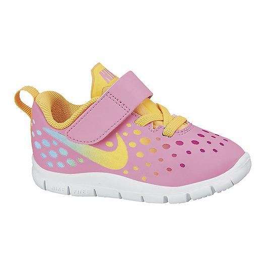 huge selection of ca500 36f39 Nike Toddler Girls Free Express Running Shoes - Pink White   Sport Chek
