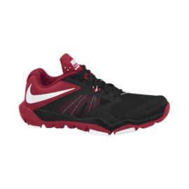Nike Men's Flex Supreme 3 Training Shoes - Black/Red/White