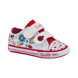 Skechers Twinkle Toes Baby Girls' Casual Shoes