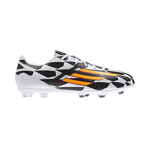 ff29a871e adidas Men s F10 TRX FG WC Outdoor Soccer Cleats - Black White Orange