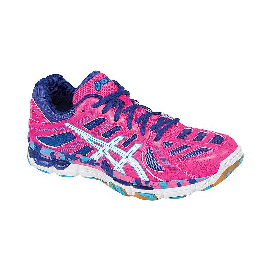 31d7797842dd5 ASICS Gel Volleycross Revolution Women s Indoor Court Shoes