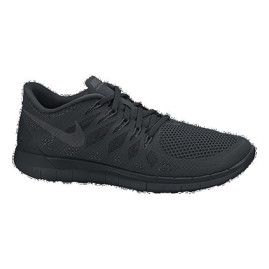 sale retailer 6b464 54cb6 Nike Men s Free 5.0 2014 Running Shoes - Black   Sport Chek