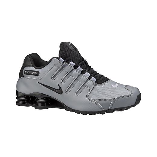 promo code 758cd 5f110 Nike Men's Shox NZ Shoes - Grey/Black | Sport Chek