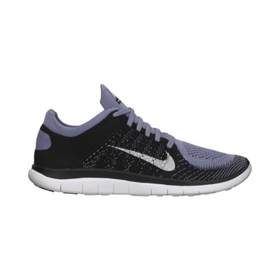 Nike Free 4.0 Flyknit Canada Mens Curling Olympique