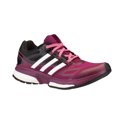 adidas Response Boost Techfit Athletic Shoes Grade-School Girls ... 6e60e3d17