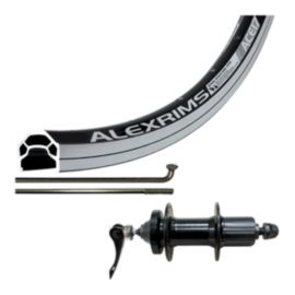 Rear 26 Inch Wheel Alex Ace 17 - Black