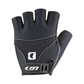 Louis Garneau Mens 12C Air Gel Gloves - Black