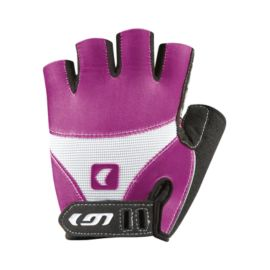 Louis Garneau Womens 12C Air Gel Gloves - Pink
