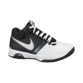 Nike Women's Air Visi Pro 5 Basketball Shoes - White/Blue