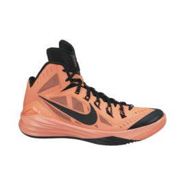 Nike Men's Hyperdunk 2014 Basketball Shoes - Red/Orange/White