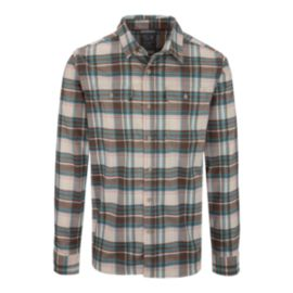 Mountain Hardwear Stretchstone Flannel Men's Long Sleeve Shirt