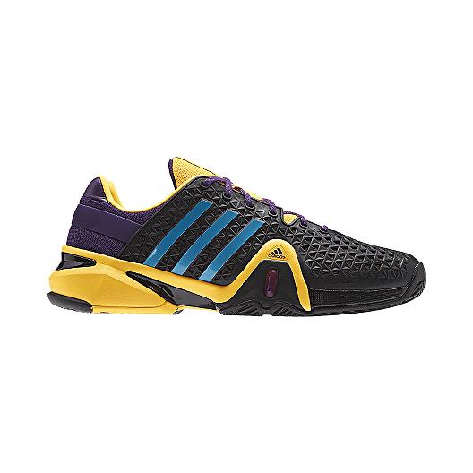 separation shoes 4b3b2 74b0a adidas adipower Barricade 8+ Men s Tennis Shoes   Sport Chek