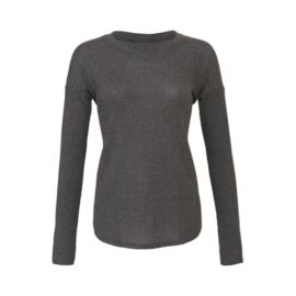 Alo Extreme Curved Women's Long Sleeve Top