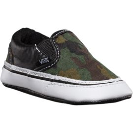 Vans Toddler Classic Slip-On Athletic Shoes - Camo