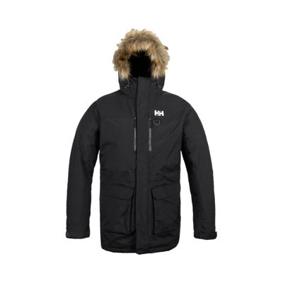 Helly hansen svalbard h2flow mens parka jacket