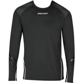 Bauer Men's Premium Long Sleeve Grip Crew Top