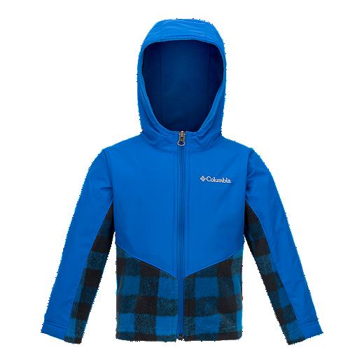 136ffc388 Columbia Toddler Kids' Steens MT II Fleece Jacket - 438 SUPER BLUE BUFFALO