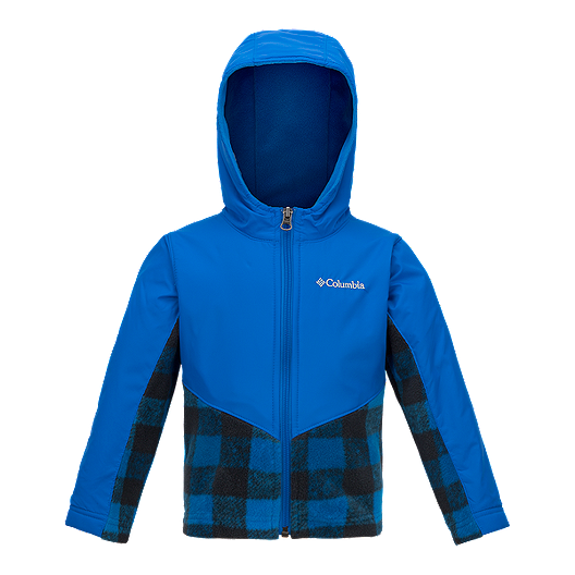 0946772a4 Columbia Toddler Kids  Steens MT II Fleece Jacket