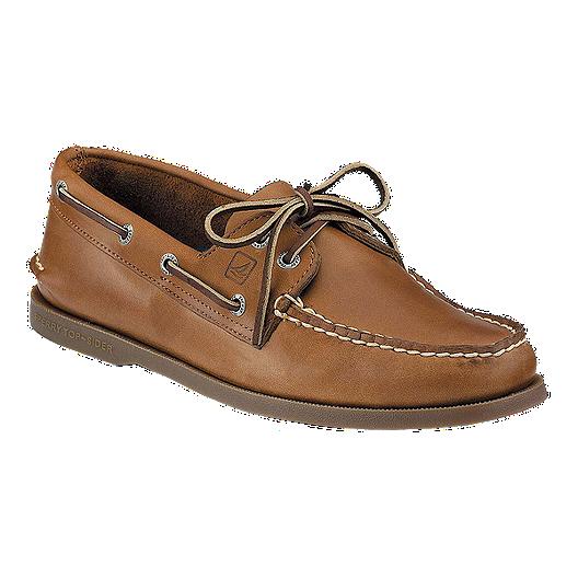 0f35f2282569b8 Sperry Men s Authentic Original 2-Eye Boat Shoes - Sahara