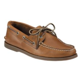 Sperry Men's Authentic Original 2-Eye Boat Shoes - Sahara