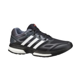 adidas Men's Response Boost Running Shoes - Black/Silver
