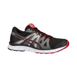ASICS Men's Gel Unifire TR Training Shoes - Black/Grey/Red