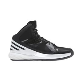adidas Women's Crazy Strike Basketball Shoes - Black/White