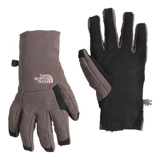 98fe7d4e30 The North Face Apex Etip Women's Gloves - RABBIT GREY HSR