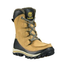 Timberland Kids' Chillberg RR WP Preschool Winter Boots - Wheat