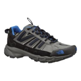 The North Face Men's 50 GTX® Trail Running Shoes - Grey/Black/Blue