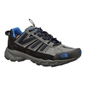 6a249ae02bc5 The North Face Men s 50 GTX® Trail Running Shoes - Grey Black Blue