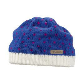 Columbia Powder Princess Girls' Beanie