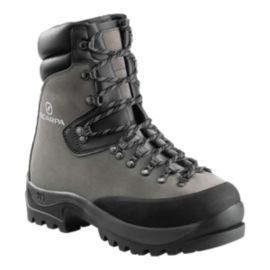 Scarpa Men's Wrangell GTX Hiking Boots - Light Grey/Black