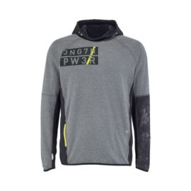 Reebok Crosby Men's Stretch-Knit Pullover Hoody